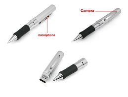 Spy pen 2GB or 4GB